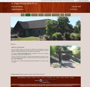 Original Dentist Website