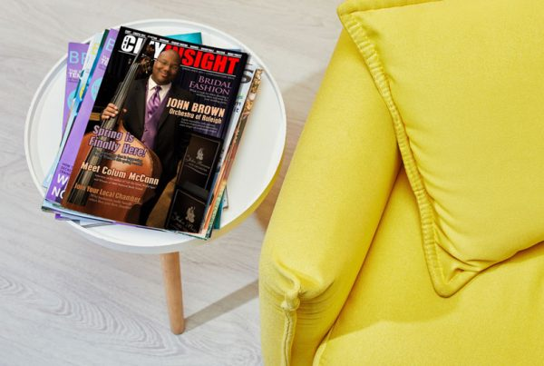The City Insight Magazine Design